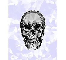 Shattered Skull Photographic Print