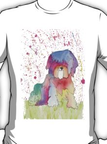 Pastel the Rainbow Pup T-Shirt