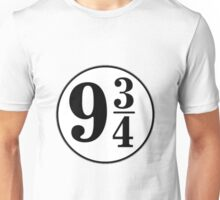 9 3/4 - Your Choice Unisex T-Shirt