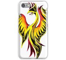 Tribal Firebird iPhone Case/Skin