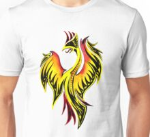 Tribal Firebird Unisex T-Shirt