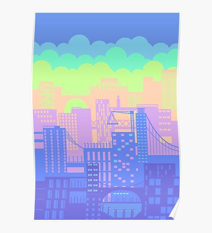 The City Poster