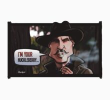 I'm Your Huckleberry (Tombstone) Kids Clothes