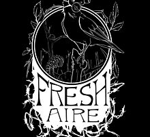 Fresh Aire - Black by locustpoof