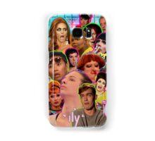 Rpdr Funny queen faces  Samsung Galaxy Case/Skin