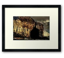Here be Giants and Overtures Framed Print