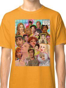 Rpdr Funny queen faces  Classic T-Shirt