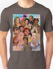 Rpdr Funny queen faces  T-Shirt