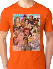 Rpdr Funny queen faces  Unisex T-Shirt