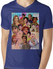 Rpdr Funny queen faces  Mens V-Neck T-Shirt