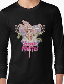 Trixie Mattel <3 Long Sleeve T-Shirt