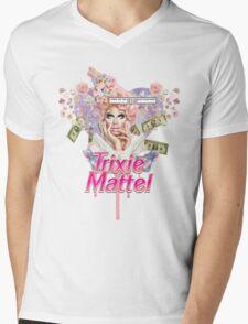 Trixie Mattel <3 Mens V-Neck T-Shirt