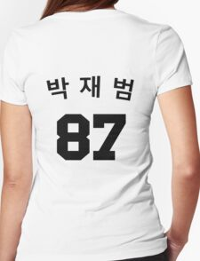 Jay Park 1.0 Womens Fitted T-Shirt