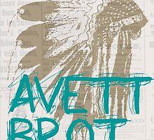 The Avett Brothers by junestar00