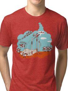 Chronic Insomnia Tri-blend T-Shirt