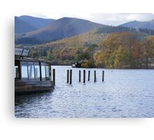 Keswick. Autumn. Metal Print