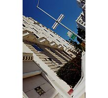 san francisco architecture & streets Photographic Print