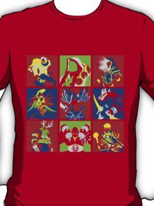 Hearthstone Heroes pop style T-Shirt