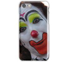 clown - payaso iPhone Case/Skin