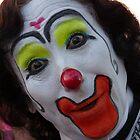 clown - payaso by Bernhard Matejka