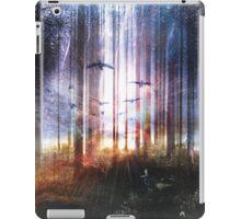 Absinthe forest iPad Case/Skin