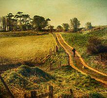 Just Walking The Dog by Nigel Finn