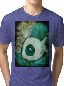 fish ID Tri-blend T-Shirt