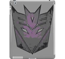 Decepticon iPad Case/Skin