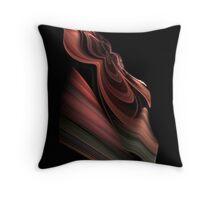 Autumn Silks Throw Pillow