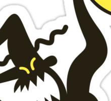 Witch's Nightmare Sticker