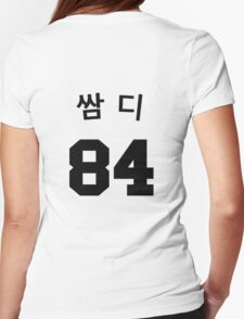 Simon D 1.0 Womens Fitted T-Shirt