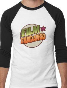 Film Fandango Logo - CLASSIC Men's Baseball ¾ T-Shirt