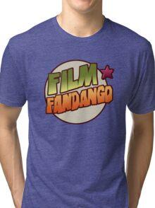 Film Fandango Logo - CLASSIC Tri-blend T-Shirt
