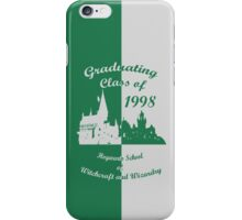 Class of 1998 - Slytherin iPhone Case/Skin