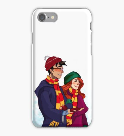 James and Lily iPhone Case/Skin