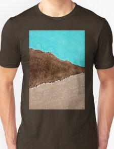 Desert Mountains original painting T-Shirt