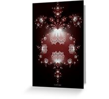 Baubles 1 Greeting Card