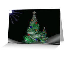 Oh Christmas Tree! Greeting Card