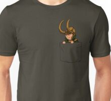 Pocket Trickster Unisex T-Shirt