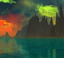 The Rising - Pele's Heaven by AlienVisitor