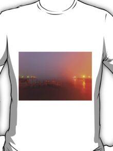 foggy harbour T-Shirt