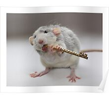 Another flute-photo :) Poster