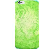Green World original painting iPhone Case/Skin