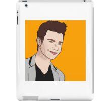 Chris Colfer  iPad Case/Skin