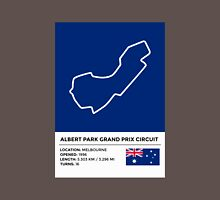 Albert Park Grand Prix Circuit - v2 Unisex T-Shirt