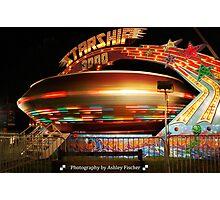 Starship 3000 Photographic Print