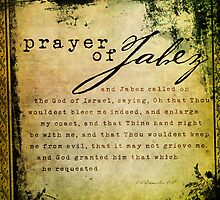 Prayer of Jabez by Dallas Drotz