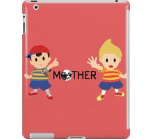 Mother - Ness and Lucas  iPad Case/Skin