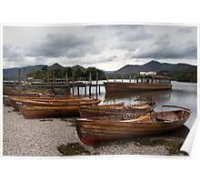 Derwent Water - Lake District  Poster