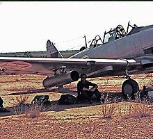 Texan T-6G (1)      by BaZZuKa